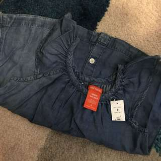 Joe fresh top (size 3 for toddler)