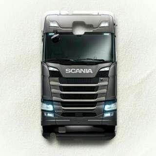 Truck Scania Samsung Galaxy Note 1 Custom Hard Case