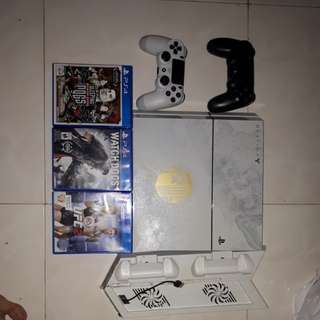 Limited edition destiny PS4