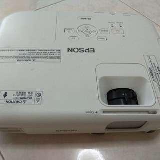 Epson projector EB-W02