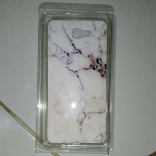 Preloved j7 prime marble case