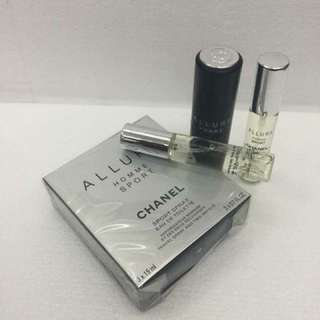 Chanel - Allure Homme Sport (3pcs 15 ml)