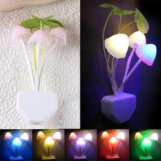 Lampu Tidur Avatar Jamur | Lamp LED Mushroom
