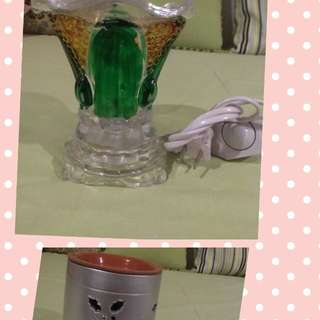 Electric oil burner