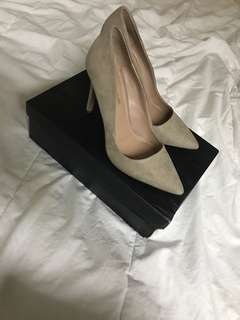 Saks Fifth Avenue pointed heels