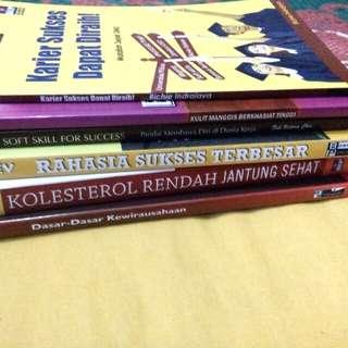 Take all (6 buku)