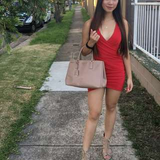 Babyboo fashion kiara cut out dress