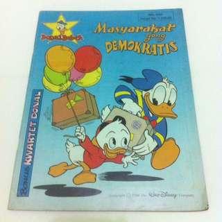 Walt Disney Donal Bebek No.620 tahun 1993