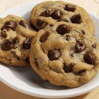 ann's hershey chunky cookies 🍪