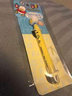 絕版Ahiru No Pekkle (AP鴨) 多用途輕觸式筆 2008年珍藏