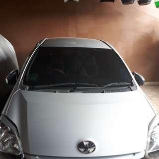 Toyota agya TRD S 2015