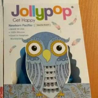Jollypop初生香味安撫奶咀