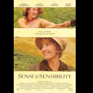[Rent-A-Movie] SENSE AND SENSIBILITY (1995)