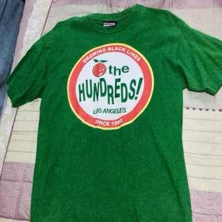 🚚 the hundreds T恤