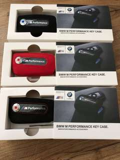 BNIB BMW Car Key Holder