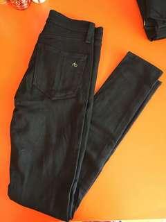 Rag and Bone high waisted jeans