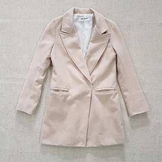 Korean Style Mid Long Length Coat | Jacket | Outerwear | Cold Weather