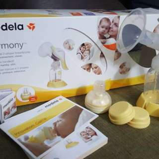 Medela Harmony Manual Breast Pump (Single)