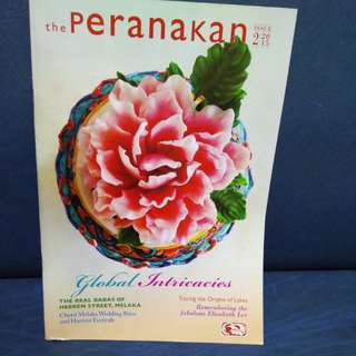 the PERANAKAN (issue 2/2015)