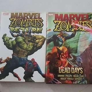 Marvel Zombies & Marvel Zombies Return