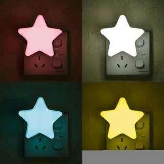 NIGHT STAR MINI LAMP
