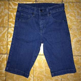 Bench Tapered Fit Denim Shorts (28)