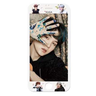 KPOP TEMPERED GLASS