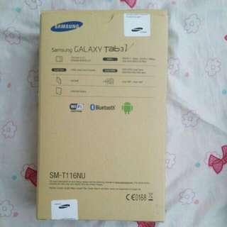 Rush!Samsung Galaxy Tab 3V