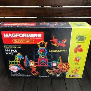 Magformers Smart Set 144 pieces of FUN