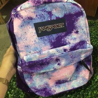 Jansport pre loved