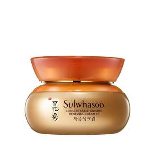Sulwhasoo Concentrated Ginseng Renewing Cream Ex Light, 60ml