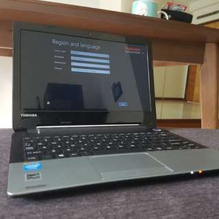 Toshiba laptop Satellite NB10-A