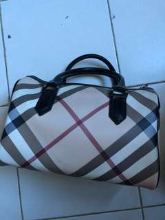 [PRE LOVED] Authentic Burberry Doctor's Bag