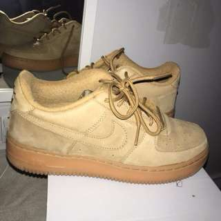 6Y AIR FORCE 1 SUEDE