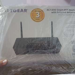 Netgear router free delivery