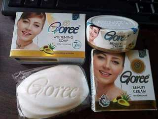 Goree Beauty Cream & Soap