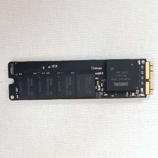 Apple Samsung PCIe 256gb SSD