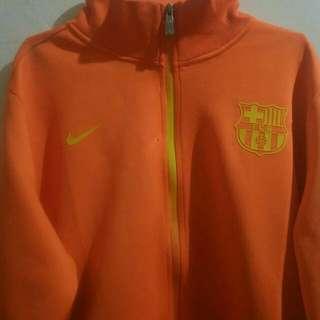 Jaket Nike Barcelona Murah