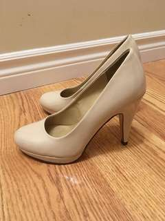 Call It Spring Nude Heels
