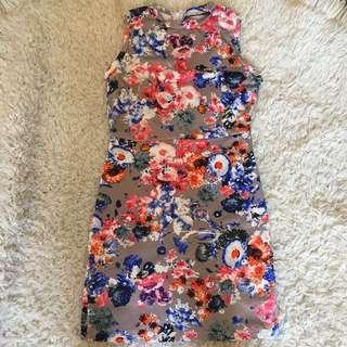 Floral Dress. 🌸