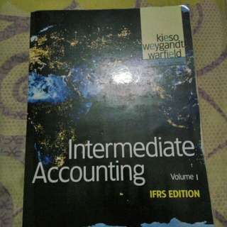 Intermediate Accounting vol 1