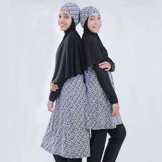 Muslimah swimming wear