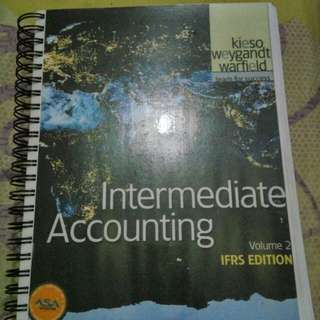 Intermediate Accounting vol 2