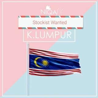 Niqa Hijab Wash Stockist - Malaysia