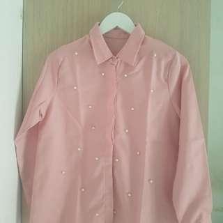 Pink Pearl Shirt