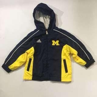 Original Adidas Hooded Jacket