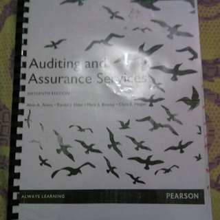 Auditing and Assurance Service 16th