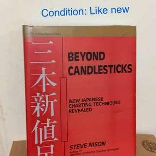 Beyond candlesticks Steve Nison book finance