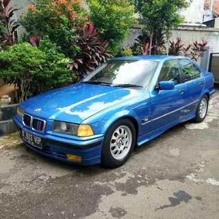 BMW E36 318i Manual Tahun 1996
