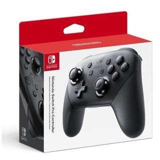 Nintendo Switch Pro Controller (Pre-Order)